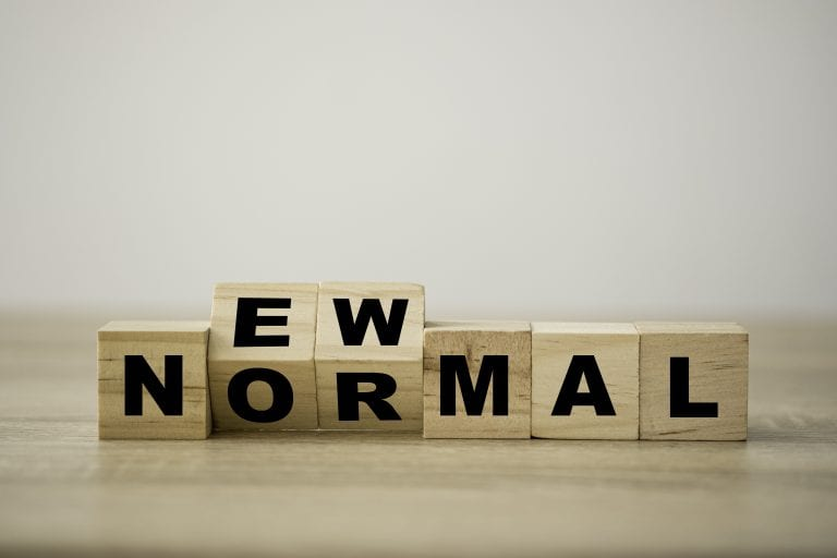 clinical research new normal