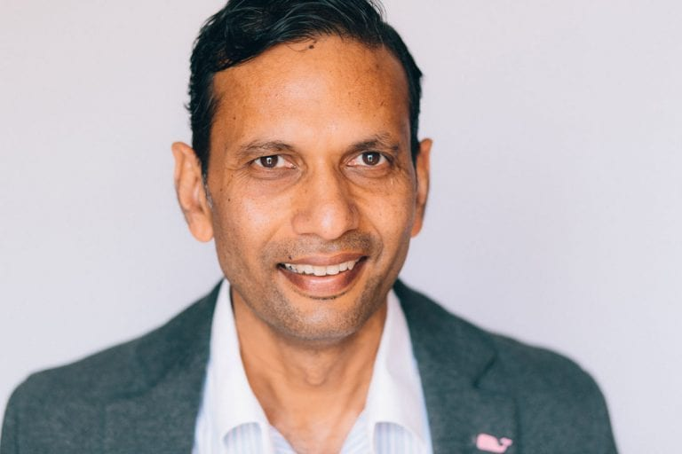 Bharat Agrawal Chairman of eClinical Solutions board.
