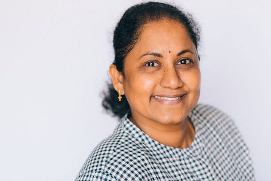 Laxmi Bonagiri Vice President of India Operations at eClinical Solutions.