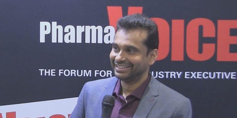 Raj Indupuri at PharmaVOICE