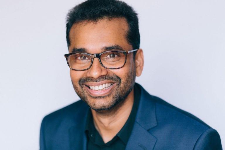 Raj Indupuri, CEO of eClinical Solutions.